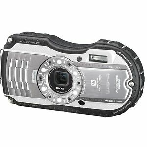 Waterproof Camera 16MegaPixel, silver edition