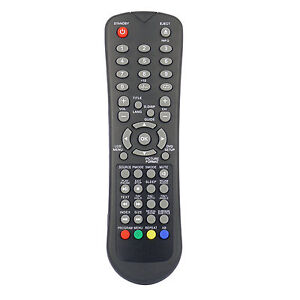 *NEW* Replacement TV Remote Control for Technika LCD22-208 LCD22208 222-08 22208