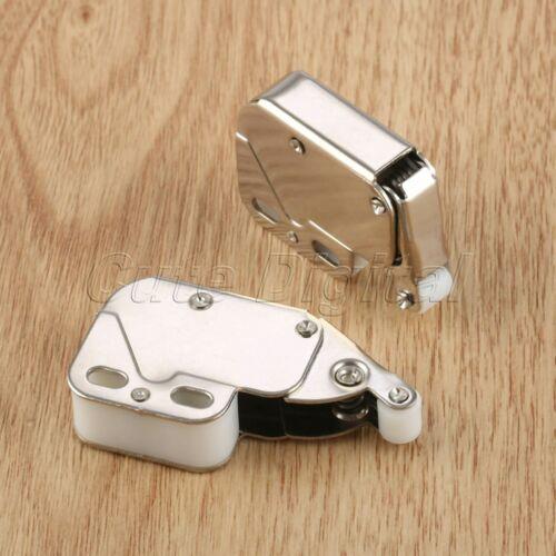Stainless Steel 1pc Door Dresser Cupboard Latch Bolt Lock Padlock 100//140//170mm