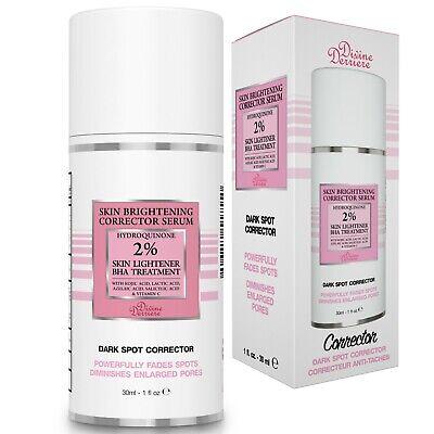Divine Derriere Skin Lightening 2% Hydroquinone Bleaching Cr