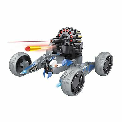 RC Universe Chariot Battle 4 Wheel Shooting Robot Remote Control 2.4Ghz