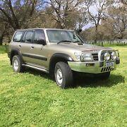 2003 Nissan Patrol ST GU III Manual 4X4 MY03 Darling Downs Serpentine Area Preview