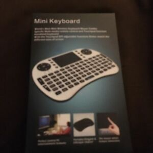 Android box  wireless keyboards backlit