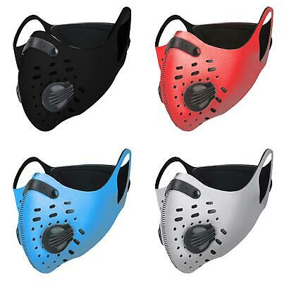 Reusable Outdoor Air Purifying Face Filter M ask Face Cover Haze Fog Mouth Mask Accessories
