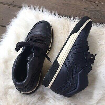 "Men's Alejandro Ingelmo Navy Blue ""ALEX"" Shoes Size 12 Sneakers"