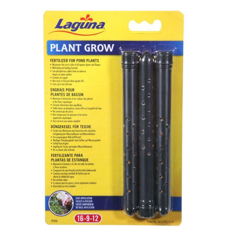 Laguna Aquatic Slow Release Fertilizer Spikes for pond plants & water gardens