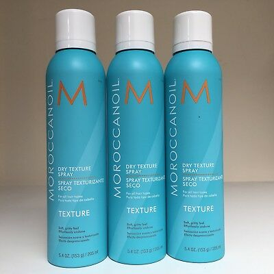 Moroccanoil Dry Texture Spray 5.4 oz - Pack Of 1, 2 OR 3 - YOU CHOOSE!!!