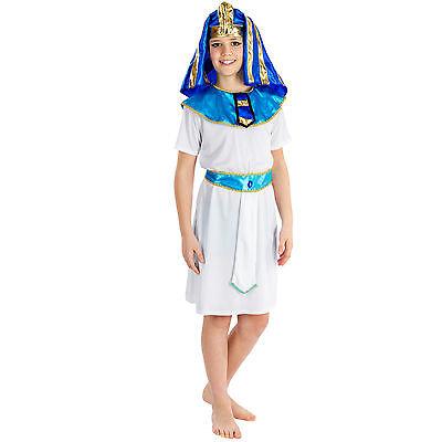 üm für Kinder Karneval Fasching Fastnacht Verkleidung Jungen (Pharao Kostüm Junge)