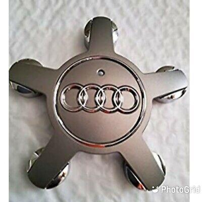 Audi Center Cap Hubcap wheel emblem badge star cap