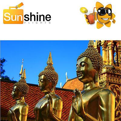 Flug Bangkok Thailand Abflug ab München mit Emirates