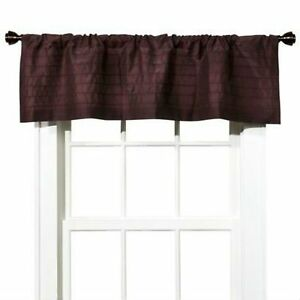 Target Faux Silk: Curtains, Drapes & Valances | eBay