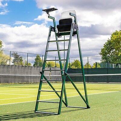 (Aluminium Tennis Umpires Chair | ITF Tournament Regulation | Premium Quality)