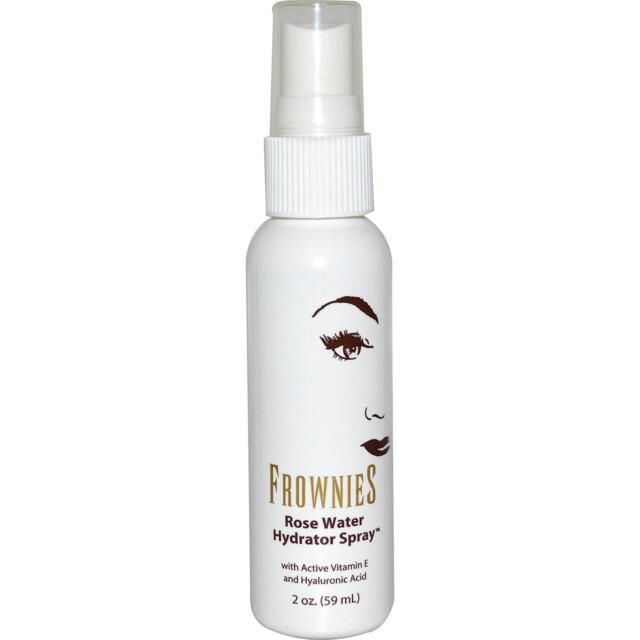 Frownies, Rose Water Hydrator Spray, 2 oz (59 ml)