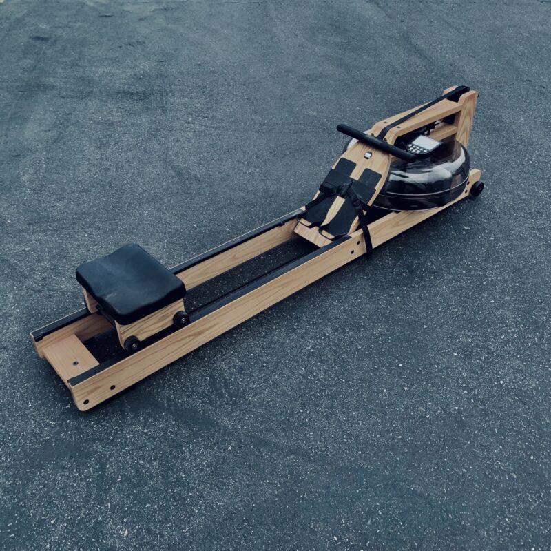 WaterRower Natural Rowing Machine with S4 Monitor - Oxbridge