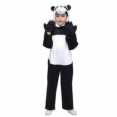 Party Animals Costume (Kids Animals Costume Panda Cosplay Halloween Childen Christmas Party Fancy)