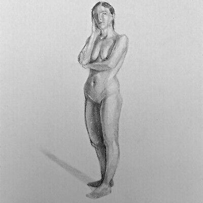 Nude Study (7) - 5x5
