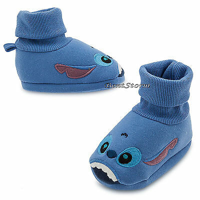 Lilo & Stitch Hawaii Alien BABY Costume Dress Up SHOES SLIPPERS Disney Store NEW