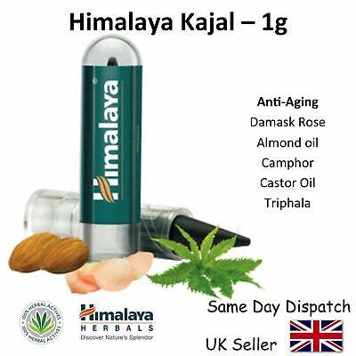 HIMALAYA HERBALS KAJAL Damask Rose - Keep Eyes Fresh & Bright , Cools Eyes