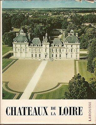 FRANCIA _ CASTELLI DELLA LOIRA _ POISSON: CHATEAUX DE LA LOIRE _ LAROUSSE _ 1967