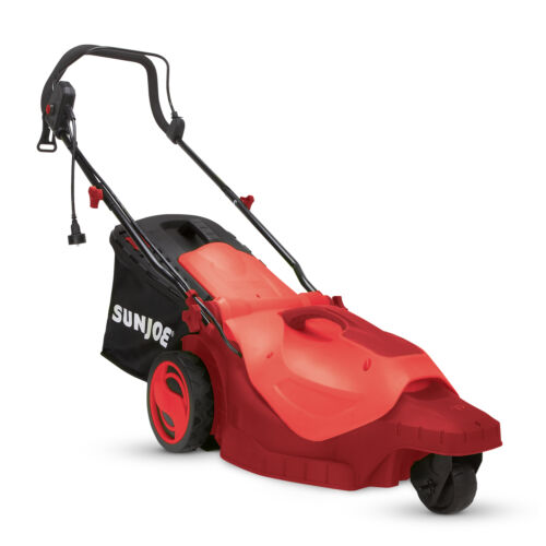 Sun Joe Electric Lawn Mower | 3-Wheels |16 Inch | 12 Amp | 3