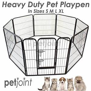 Heavy duty Pet Dog Playpen Kennel Run Puppy Fence Enclosure cage Campbellfield Hume Area Preview