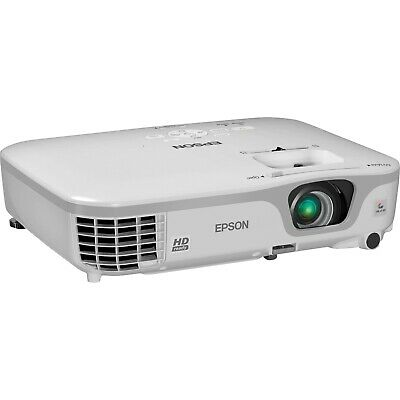 Epson PowerLite Home Cinema 710 HD 720p 3LCD Home Theater Projector