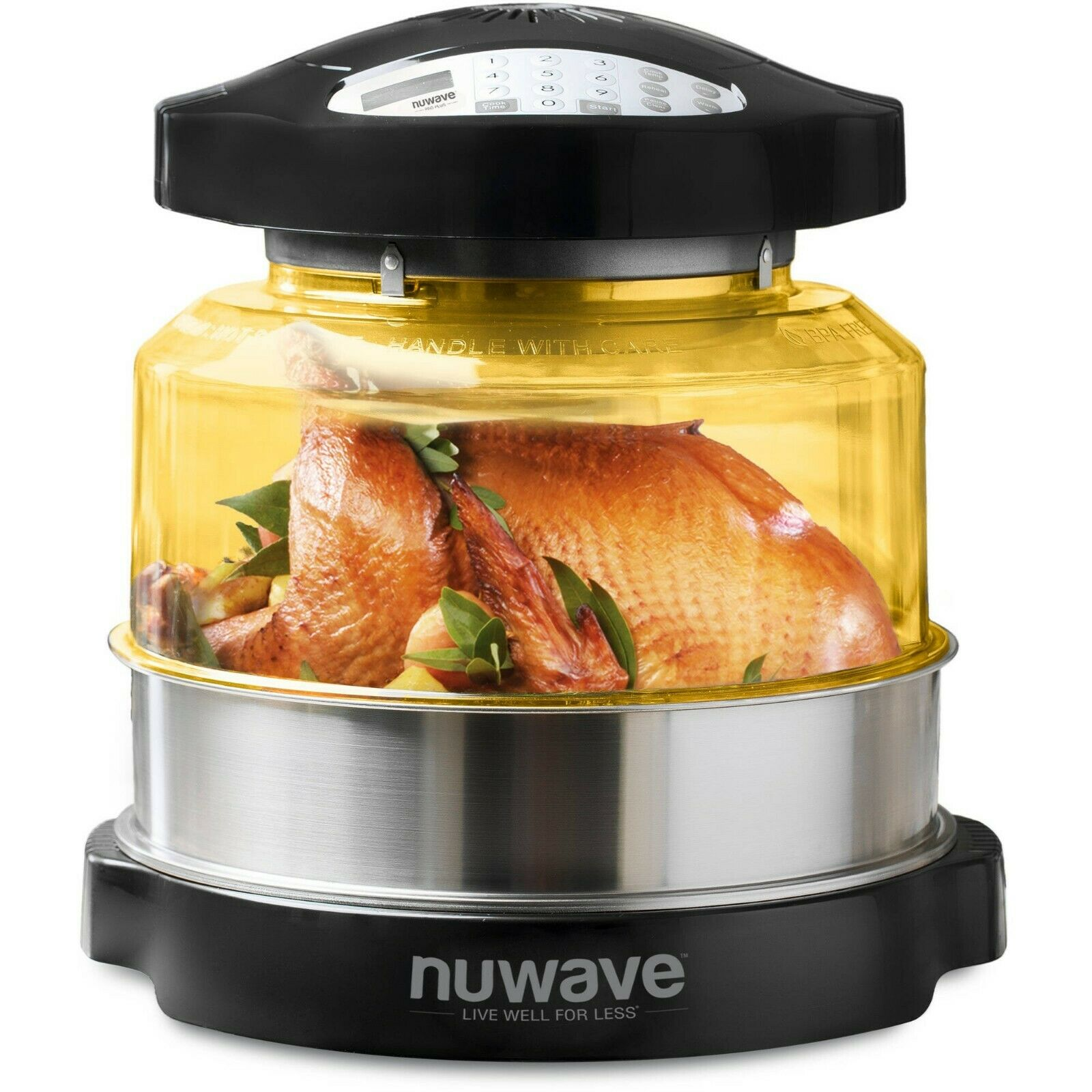 REPLACEMENT PARTS for NuWave Oven Pro Plus 20604 20652