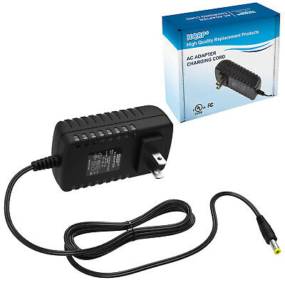 AC Power Adapter for Gold's Gym 210-595 Models Cycle Bike /