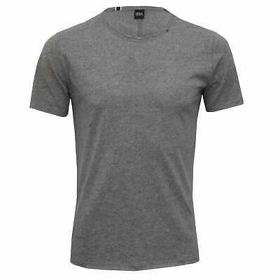 Replay Pure Cotton Crew-Neck Men/'s T-Shirt Navy