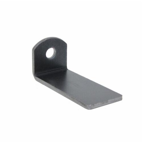 """Weld On Steel Angle 90° Degree L Tab Brackets for locks 3-1/2"""" x 1-1/2 1/8"""""""