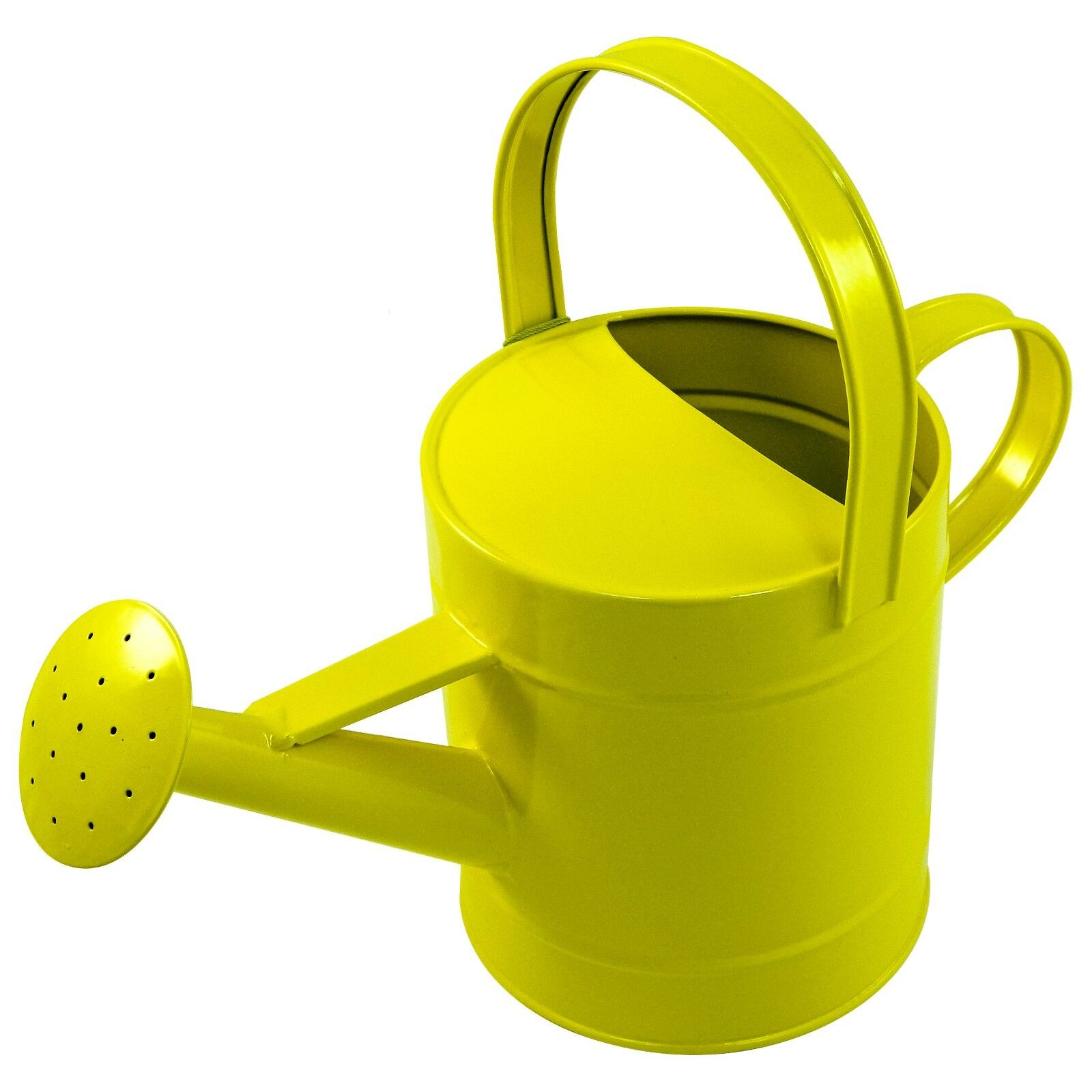 Childrens Garden Watering Can Yellow 1l