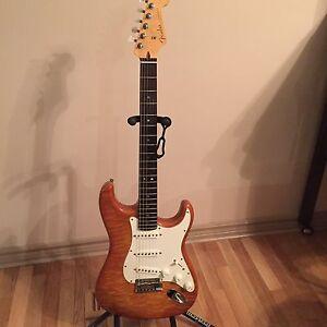 Fender Stratocaster custom shop 2014 deluxe