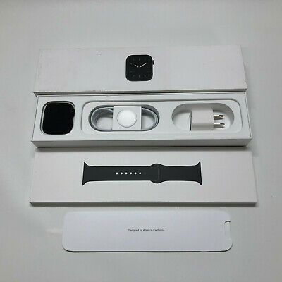Apple Watch Series 5 Aluminum Case 40mm/44mm GPS+Cellular Space Gray/Silver/Gold