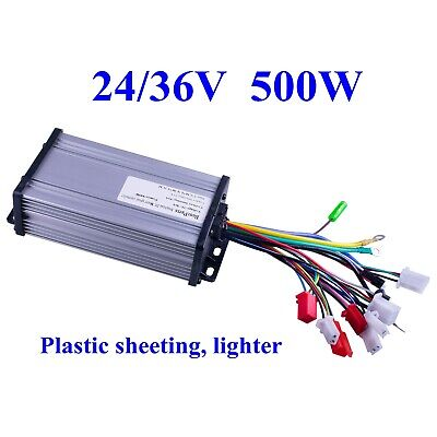 Us 2436v 500w Electric Bicycle E-bike Scooter Brushless Dc Motor Speed Controll