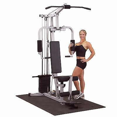 Powerline PHG1000X Home Gym w/ 150 lb Weight Stack Compact Fitness Equipment
