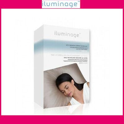 iluminage Anti Ageing Patented Copper Technology Pillowcase FREE UK Shipping