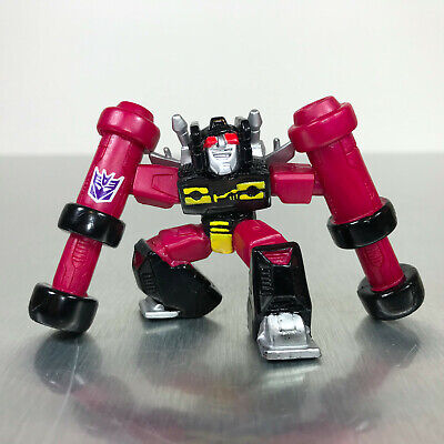 Transformers Robot Heroes RUMBLE figure Generation 1 G1 Decepticon