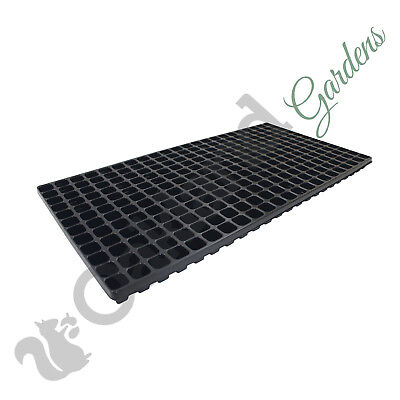50 x 264 Multi Cell Plug Plant Trays Propagation Seed Tray Bedding Top Quality