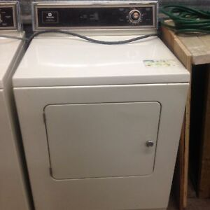 Older heavy duty Maytag washer and dryer