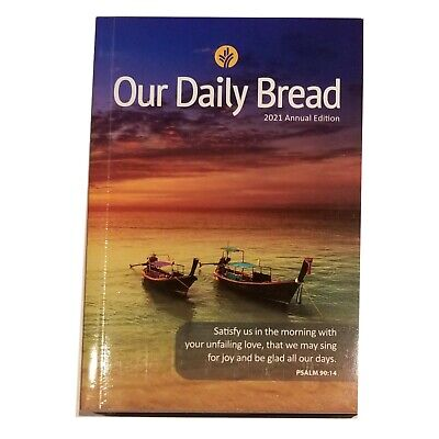 Our Daily Bread Devotional Annual Edition 2021