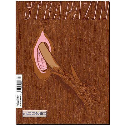 Strapazin 98 COMIC Zeitschrift UNDERGROUND KUNST SEX mit Lenlen 2010 EROTIK