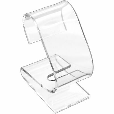 Clear Watch Display Acrylic Stand Showcase Countertop