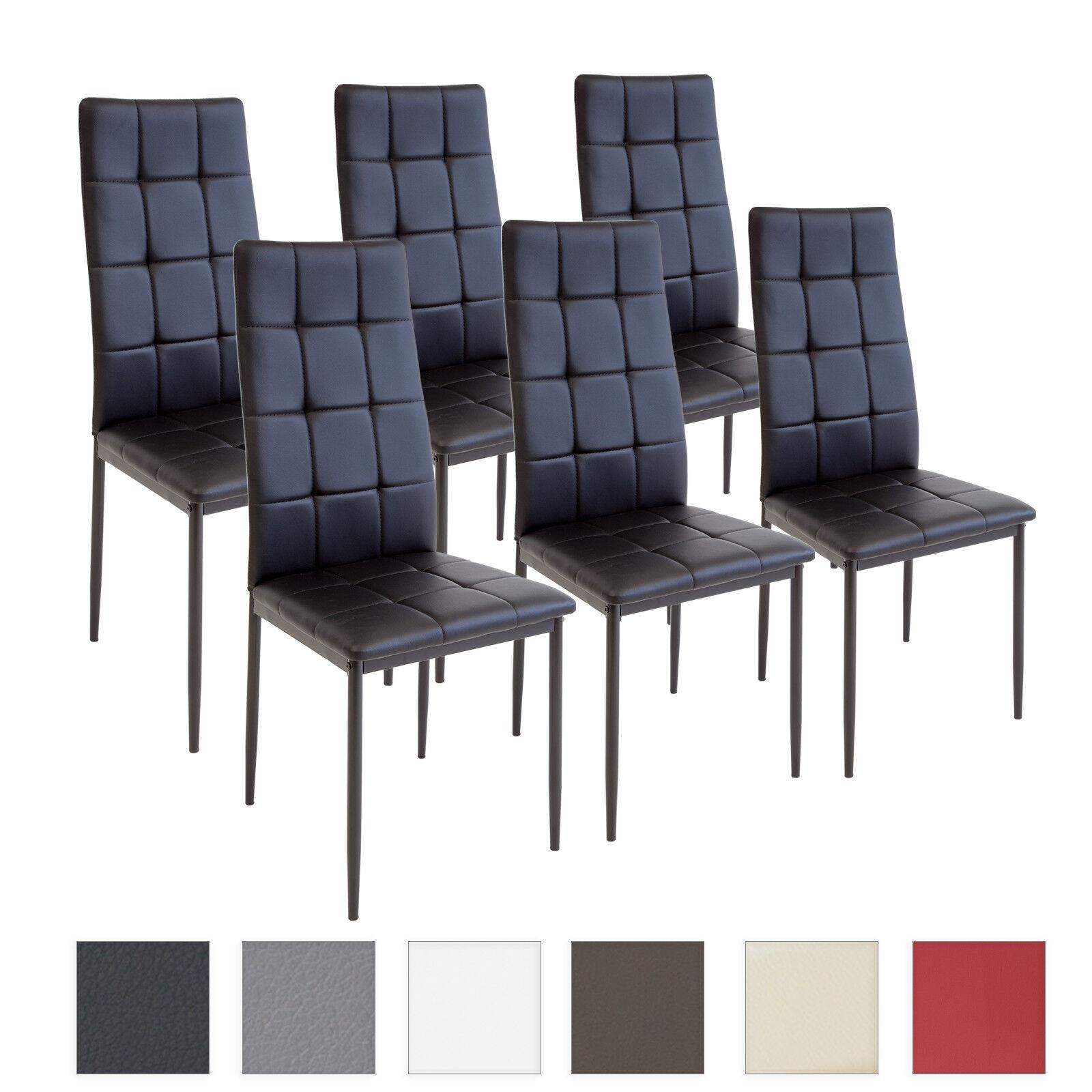 Esszimmerstühle RIMINI - Sets wählbar - Esszimmerstuhl Küchenstuhl Stuhl Stühle