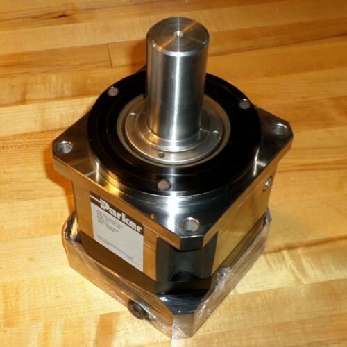 Parker 7:1 Ratio Helical Planetary Horizontal Gearhead PS142-007-SH / MT142-185