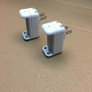 Genuine Apple battery chargers