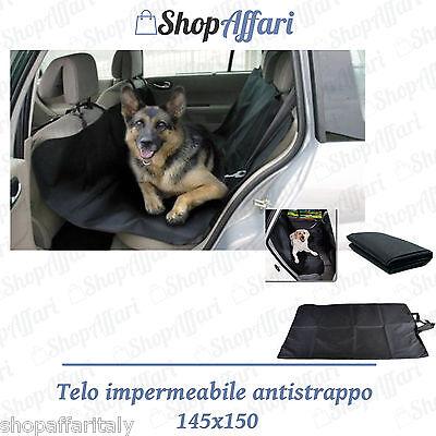 telo copri sedile auto per cane gatto coprisedile cani posteriore pets 145x150cm