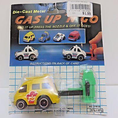 EFS Diecast Toy Car, GAS UP-N-GO (Gas Toy Cars)