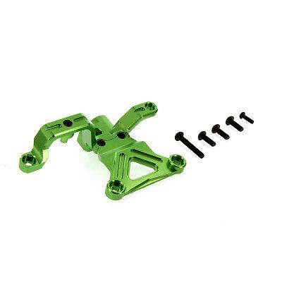 Bellcrank Support (Traxxas X-Maxx Alloy Steering Bellcrank Support, Green by Atomik RC - TRX 7746 )