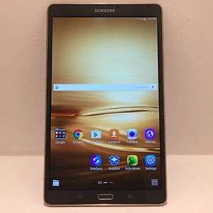 "Tablet - Samsung Galaxy Tab S 8.4"" - (1 unit available)"