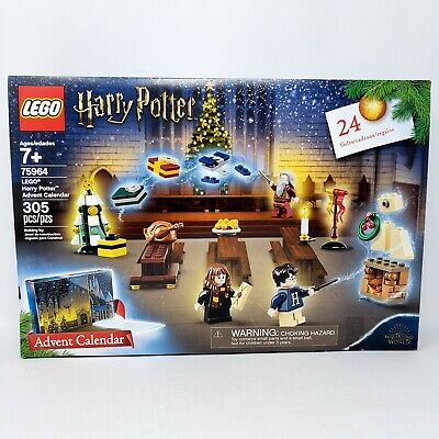 Lego Harry Potter Advent Calendar 75964 Building Set Toy New Sealed